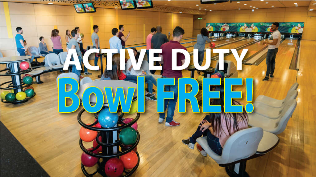 Active Duty Bowl FREE