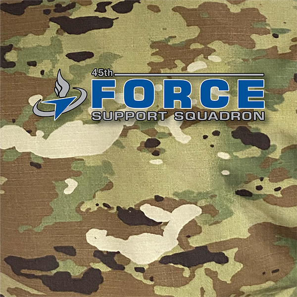 45th force support squadron logo